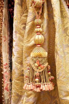 Butterfly Tassel, Watts of Westminster Passementerie Tassel Curtains, Drapery Fabric, Luxury Curtains, Velvet Curtains, Saree Tassels, Pelmets, Passementerie, Curtain Tie Backs, Curtain Designs
