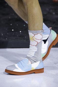 Thom Browne Spring 2017 Menswear Fashion Show Details