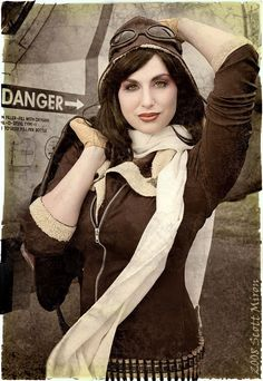 Steampunk Girls — steampunk-divas:   Steampunk Girl