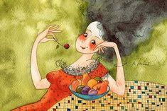 Первая вишня (Виктория Кирдий)