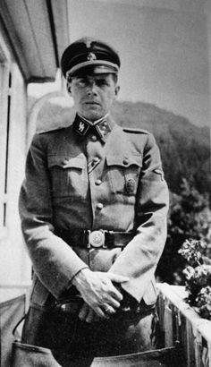 Dr. Josef Mengele ~ mass murderer known as the Angel of Death.