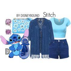 Disney Bound - Stitch