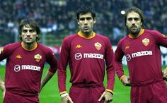 Винченцо Монтелла, Хосеп Гвардиола и Габриэль Батистута - Old School - Блоги - Sports.ru