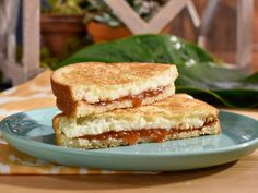 Get Guava and Queso Fresco Grilled Cheese Recipe from Food Network