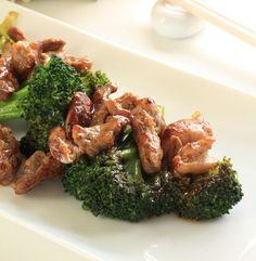 HCG Phase 2 Mongolian Broccoli Beef Recipe