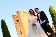 Gli sposi : The bride and the groom