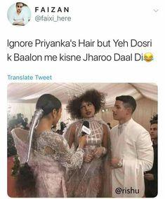 Priyanka Chopra Fuuny Memes Images Funny Actress Memes Best Priyanka Chopra Memes Funny Bollywood Memes Funny Bollywood Images Priyanka Chopra Funniest Memes is part of Funny memes images - Most Hilarious Memes, Funny Fun Facts, Latest Funny Jokes, Funny Jokes In Hindi, Super Funny Memes, Funny School Memes, Crazy Funny Memes, Really Funny Memes, Funny Relatable Memes