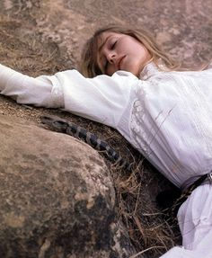 Anne-Louise Lambert in Picnic at Hanging Rock (1975, dir. Peter Weir)