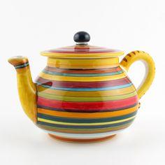 a rainbow teapot!