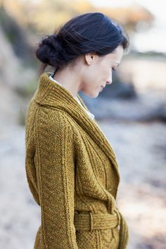 Ravelry: Channel Cardigan pattern by Jared Flood