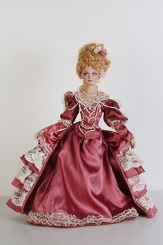 Cinderella - an original art porcelain doll by sinestro (SK ART DOLLS).