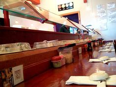 Sushi Maru on 6th and Jackson in Japantown!