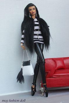 My New outfit for FR2 | por meg fashion doll