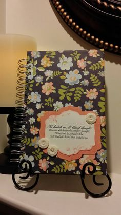 Check out this item in my Etsy shop https://www.etsy.com/listing/218696785/prayer-journal