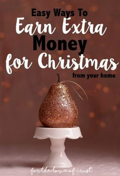Want to Earn Extra Money for Christmas from the comfort of your home? Check out these proven methods and get started earning cash today!