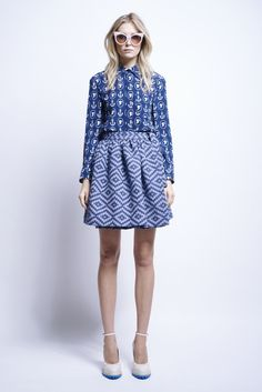 Karen Walker Resort 2016 - Collection - Gallery - Style.com