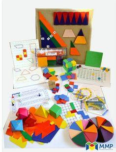 KIT Laboratório de Matemática para Ensino Fundamental II