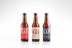 KAS Beer on Packaging of the World - Creative Package Design Gallery