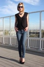 Paige Verdugo Ankle Ultra Skinny Jeans in New Delhi Review