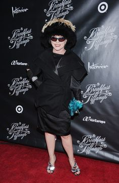 "Debbie Harry Photos - Singer Debbie Harry attends the ""Breakfast At Tiffany's"" Broadway Opening Night at Cort Theatre on March 20, 2013 in New York City. - Arrivals at 'Breakfast at Tiffany's' Opening Night"