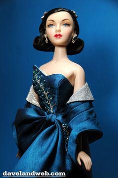 Miss Gene Marshall doll