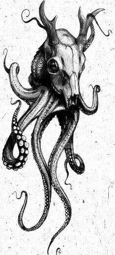 horned god More