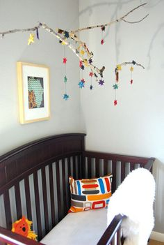 I've never seen someone do an African country-based nursery so well! This is completely adorable!
