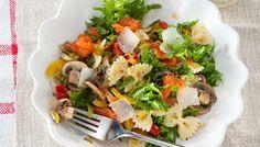 Lämmin pastasalaatti - K-ruoka