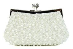 Save $28.01 on Scarleton Beaded Evening Clutch H3084; only $19.99 + Free Shipping