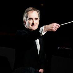 James Conlon of Orchestra Symphonique de Montréal.    #conductor #classical #orchestra    © Dan Steinberg for LA Opera