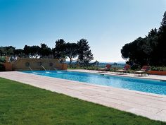 Resort in Tuscany with SPA, swimming pool and golf course - L'Andana