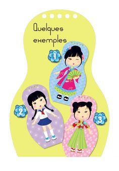 Amazon.fr - Carnets de dessin Minimiki : Je dessine mes poupées japonaises avec Akiko - Play Bac - Livres