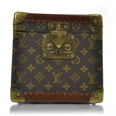 LV monogram case 8x8x24