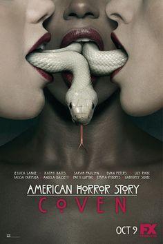 """""""American Horror Story"""" : une première affiche officielle très... sssssssssexy…"""