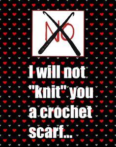 #crochet_humor ... :) we love to crochet ...