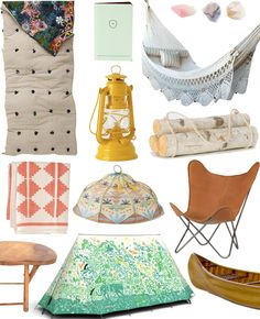 Glamping products
