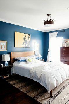 28 mejores imágenes de cuartos de color azul en 2016 ...