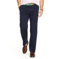 Can't go wrong with this classic basic. Ralph Lauren. Suffield Relaxed-Fit Chino. #menswear