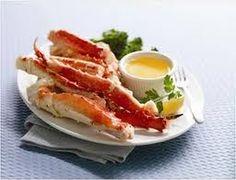 crab legs. YUM