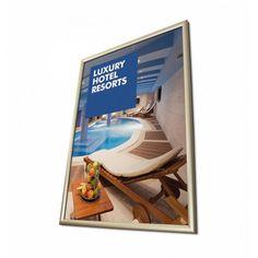 Plakat Poster Klapprahmen Plakatrahmen A3 25mm Rahmen Alu Bilderrahmen f