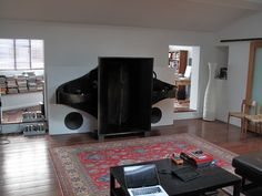 Audio Systems with hornspeakers -- Audio Voice Acoustics