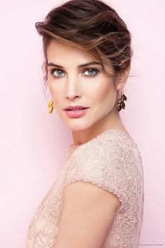 Cobie Smulders / Glamour Mexico, 2015