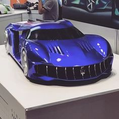 "3,337 Me gusta, 20 comentarios - Car Design World (@cardesignworld) en Instagram: ""Maserati supercar project by Yang Chen @yang_chen_1210 from Huafan University (Taiwan) What do you…"""