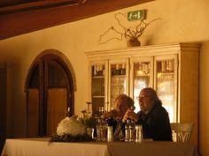 I curatori Gigi Brozzoni e Daniel Thomases