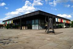 Gallery - Neue National Gallery in Berlin / Mies van der Rohe - 2