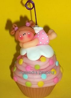 *SORRY, no information as to product used ~ CUPCAKE HADITA
