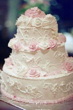Wedding cake!    #WeddingCakes #Weddings