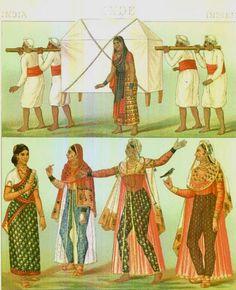 Civilizations: India - History of Fashion Design