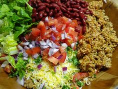 Once-a-Month Chef: Leftovers Become a Fabulous Taco Salad
