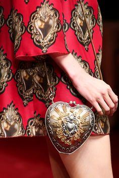 Dolce & Gabbana | Spring 2015 Ready-to-Wear Collection |